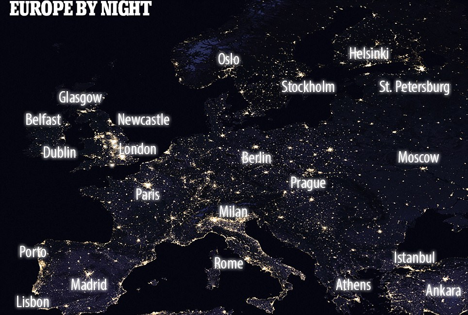 Satellite images of Earth at night, often referred to as 'night lights', have been a  fundamental research for nearly 25 years