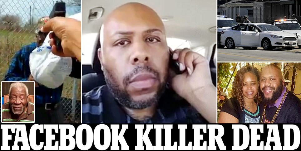 Facebook killer Steve Stephens has committed suicide