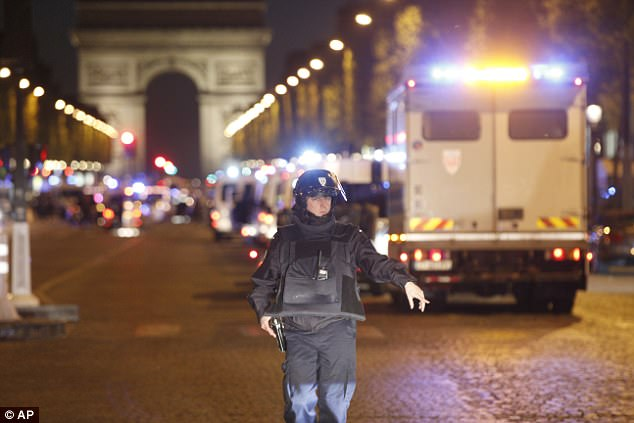 The killer was known to security services in France, according to reports this evening