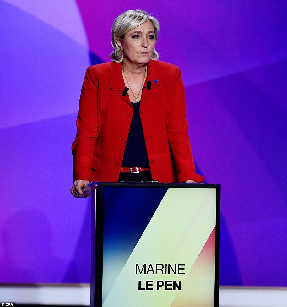 The Champs-Elysees terror attack could boost far-right candidate Marine Le Pen's chances of getting elected, experts believe