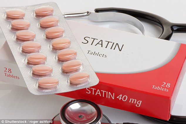 Professor Sherif Sultan warns statins' side effects outweigh any of their potential benefits