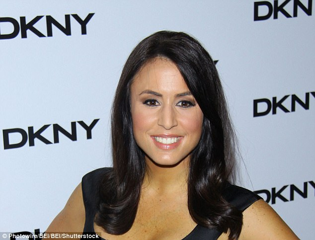 New suit: Andrea Tantaros (above in 2011) accused Fox News and former CEO Roger Ailes of hacking in a new lawsuit filed in federal court