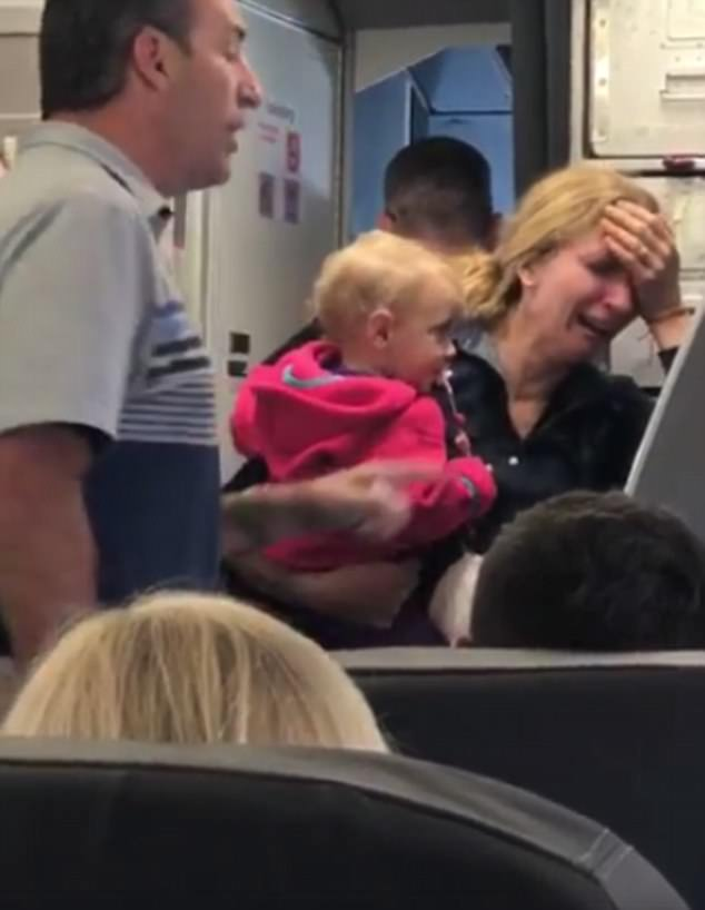 Thomas Demetrio will now represent a woman from Argentina who was allegedly hit with a stroller by an American Airlines flight attendant on Friday; Demetrio represents Dr. David Dao, the doctor who was dragged violently by Chicago cops from a United flight on April 9; the Argentinian woman is show here in a video taken immediately after her encounter