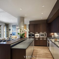 Marsh Kitchen Cabinets Las Vegas Hotel With Lester Holt Lists Manhattan Apartment For $6.6million ...