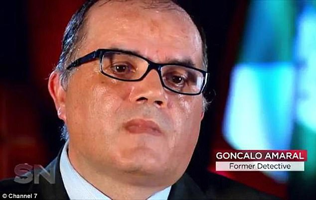 Goncalo Amaral (pictured) claimed that Maddie's parents Kate and Gerry received special treatment from British authorities because they were upper-middle class GPs
