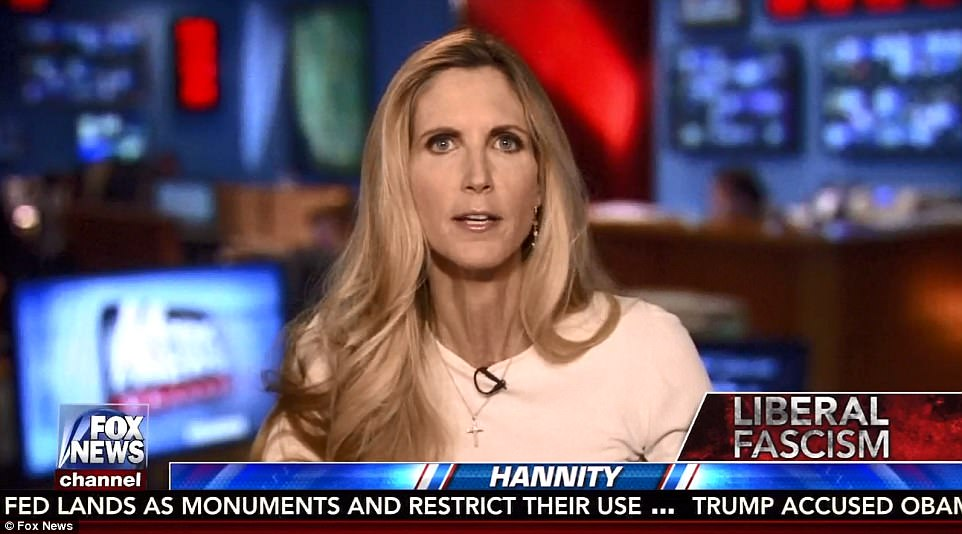 Coulter appeared on Fox News Channel on Wednesday and denounced the university for canceling her talk