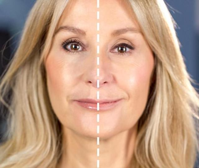 Beauty Journalist And Youtuber Nadine Baggott 54 From London Wanted To Find Out