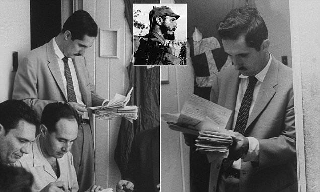 How a Cuban accountant became a CIA assassin