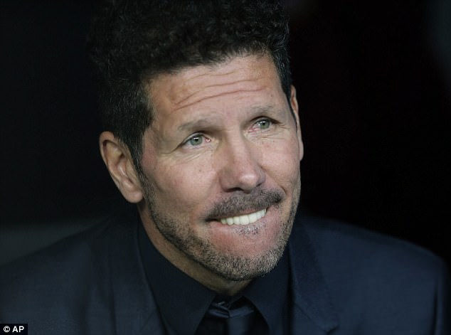 Some are questioning whether this is the end of Diego Simeone's brilliant run at Atletico