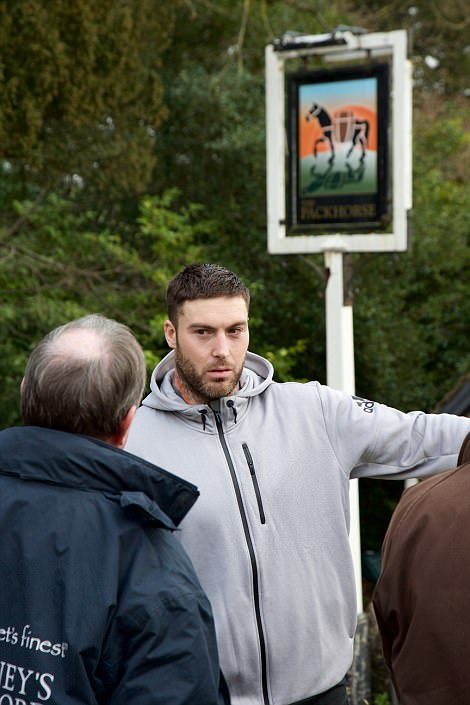 Bath Rugby player Matt Banahan is one of the local figures who has supported the reopening of the pub