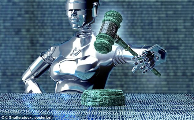 Supreme Court judges could soon be out of a job, as it appears that robots are just as good in court. Scientists have designed a machine-learning algorithm that can accurately predict over 70 per cent of Supreme Court decisions