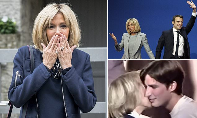 Macron's wife gets government role after election win