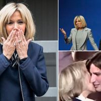 HOW BRIGITTE MACRON, 64, FELL IN LOVE WITH HER THEN 16-YEAR-OLD STUDENT EMMANUEL MACRON ( NOW 39 ), DIVORCED HER HUSBAND, MOVED IN WITH HIM WHEN HE WAS 18