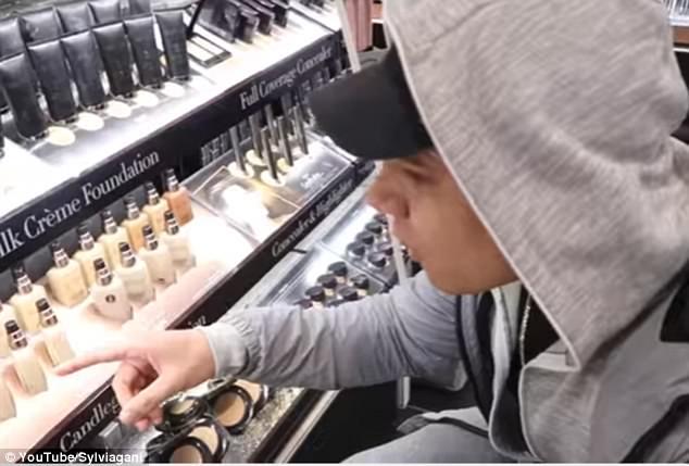My Husband Buys My Make Up YouTube Challenge Daily