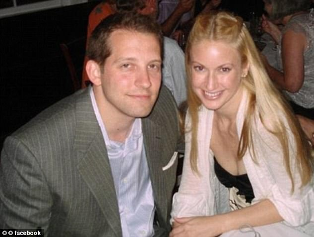 Friends of Cerveny, pictured with her husband, had observed her drinking wine, vodka, beer and tequila shots and doing lines of cocaine at a bar and in a hotel room she and her friends had secured for the night