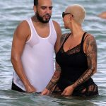 Uh... Amber Rose & French Montana?