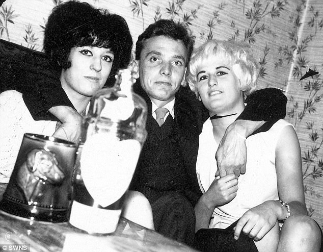 Brady (pictured with Myra Hindley and her younger sister Maureen) was a twisted individual who became obsessed with cruelty and torture