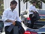 Pippa Middleton's fiance James Matthews has been seen popping out for a spot of last-minute shoe shopping