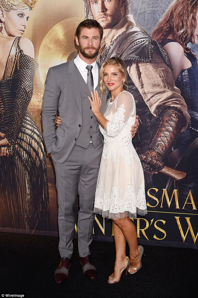 Elsa Pataky to star in Horse Soldiers with Chris Hemsworth