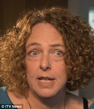 Sara Rowbotham, who exposed the scandal and pushed numerous cases to the police for years without convictions