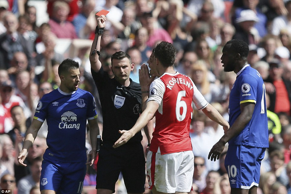 Image result for arsenal 3-1 everton
