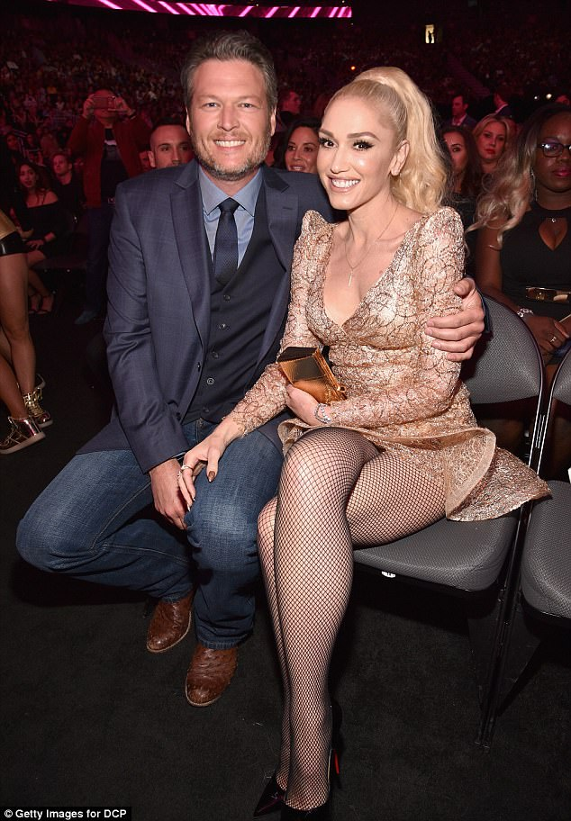 So in love! Gwen Stefani and Blake Shelton, who came out as a couple in late 2015, looked as thrilled as ever for a night out together on Sunday at the Billboard Music Awards in Las Vegas