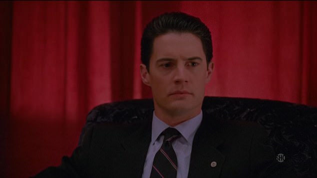 Image result for twin peaks coop