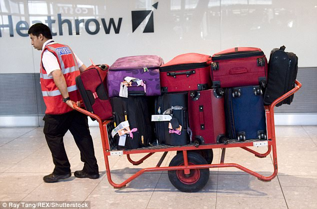 Baffling baggage rules on airlines lead to passengers paying nearly £400million in excess fees every year, new research has revealed