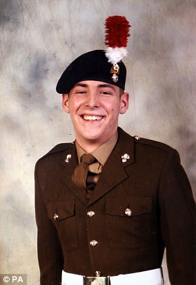 Fusilier Lee Rigby was murdered by Islamic extremists Michael Adebolajo and Michael Adebowale