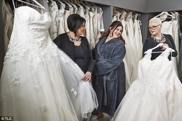 e79810b0003 Plus Size Bridal Store Owners Vow To Help Bigger Brides