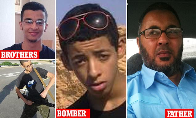 Manchester bomber sounded 'normal' 5 days ago, says father