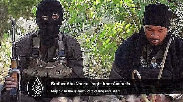 Prakash usa la Internet para promover la ideología ISIS' y reclutar a los australianos a unirse al grupo yihadista