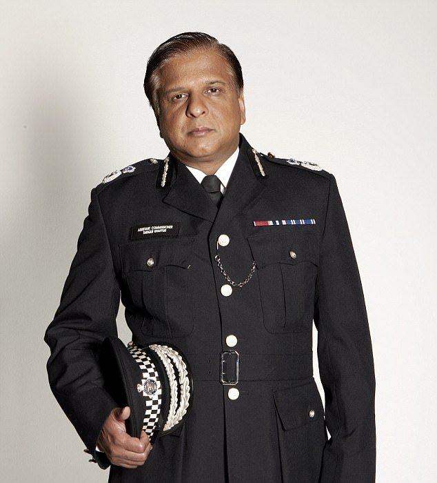 Mr Ghaffur (pictured) believes the idea would work for extremists if the camps were approved by imams, whom he believes should also issue a 'fatwa' condemning atrocities