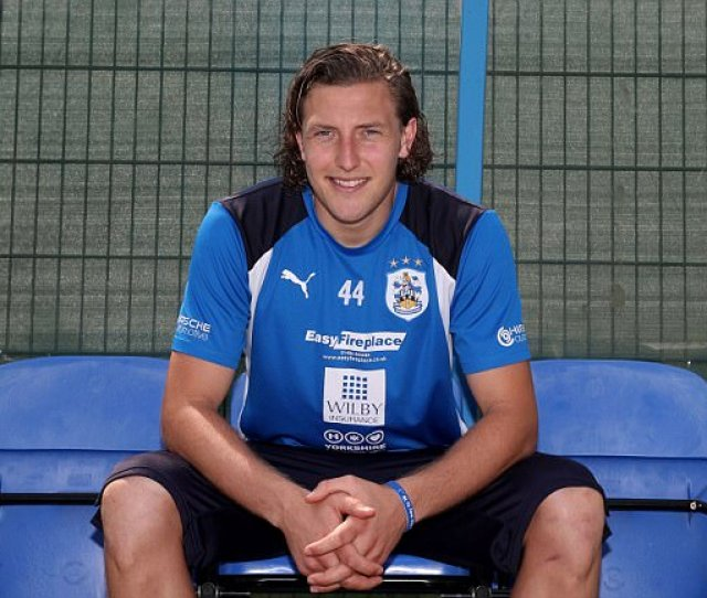 Huddersfield Centre Back Michael Hefele Is Looking To Help Them Reach The Premier League