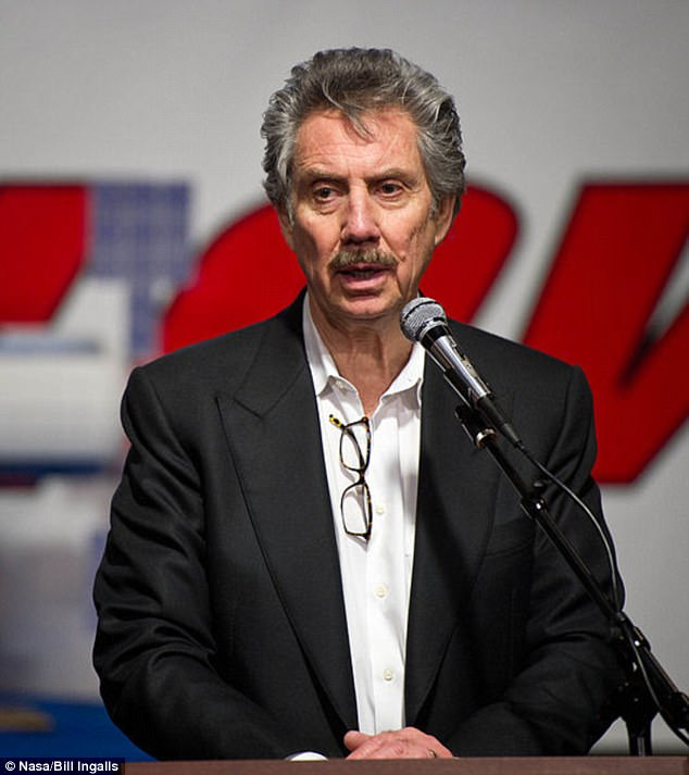 A billionaire aerospace entrepreneur who has recently worked with Nasa has said he is 'absolutely convinced' that there are alien visitors living on Earth. Robert Bigelow (pictured), speaking in an interview with 60 minutes, said he has spent 'millions' on alien research