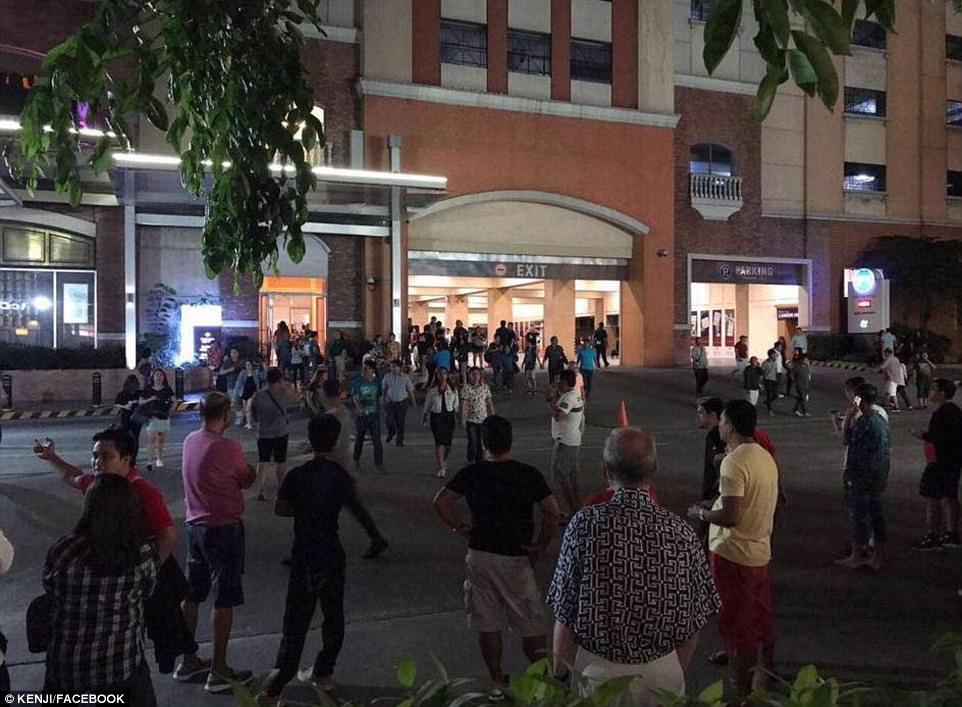 Se cree que el tiroteo que ha tenido lugar en el Resorts World Manila en Pasay City, Filipinas, una atracción popular entre los turistas occidentales
