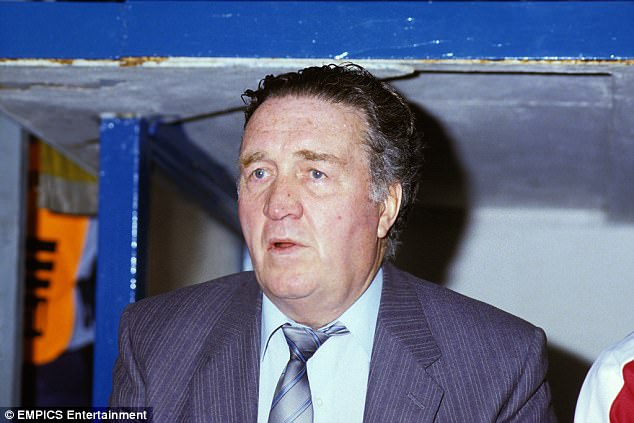 Stein went on to win 10 Scottish League titles and the European Cup as a manager