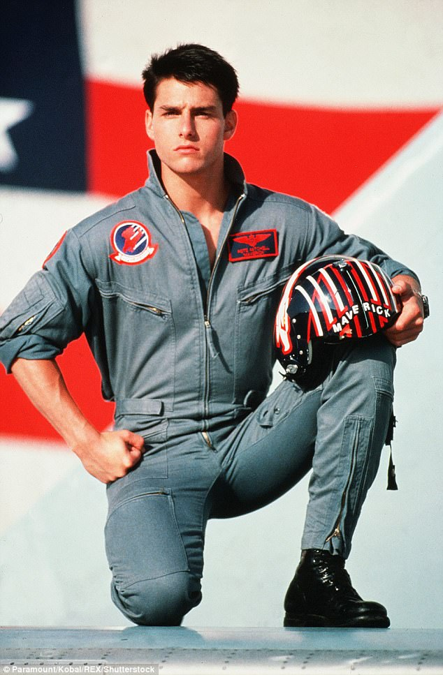 Tom Cruise Says Top Gun Sequel Is Named Top Gun Maverick