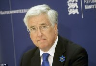 Image result for Michael Fallon pic