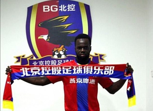 Cheick Tiote has died after collapsing during a training session in China