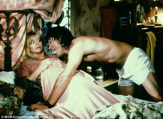 The original: It's 30-years since Goldie Hawn and her real-life beau Kurt Russell starred in Overboard in 1987. The new version is due out next year
