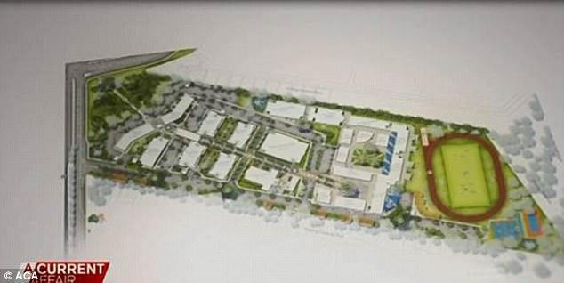El desarrollo islámico en expansión contará con 120 apartamentos, una mezquita y un centro de cuidado de niños