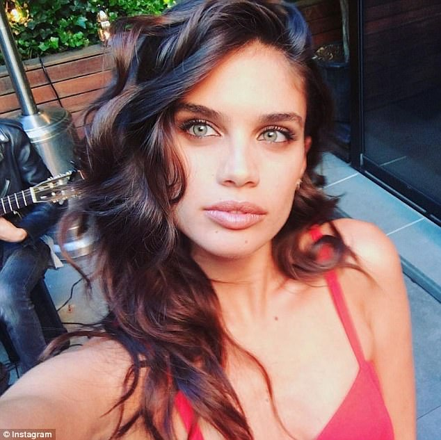 Get bikini ready like a Victoria's Secret model: At an event for Moroccanoil in New York City this week, brand ambassador Sara Sampaio, 25, spilled her beach beauty tips to FEMAIL