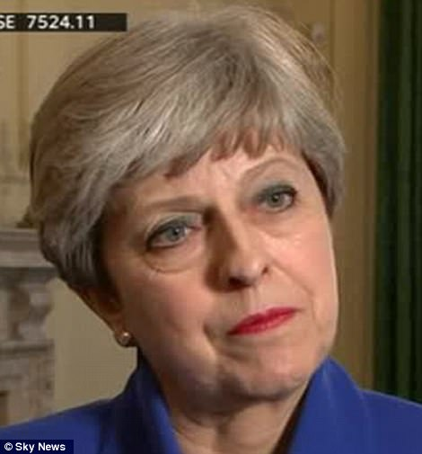 Theresa May has finally apologised to the Tory MPs who lost their seats overnight but refused to say if her election disaster had weakened her hand in Brexit negotiations