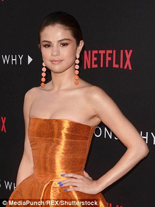 Past guests have included Selena Gomez