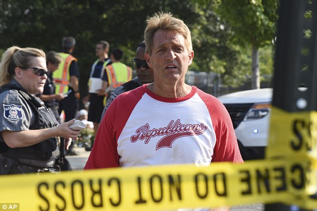 Flake was at the scene of the congressional shooting incident on June 14 and Obama reached out to him through a phone call