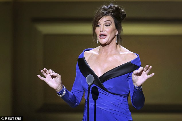 Not close: She noted that she appreciates how Caitlyn, 67, helped raised her adding they will be close again soon, but in the end she did confirm the two have not spoken in 'months'
