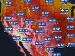 The first day of summer is being marked in the Southwestern part of the United States with a punishing heat wave that has caused flights to be canceled in Phoenix and health warning issued
