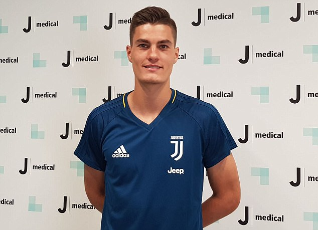 Juventus Poised To Complete £26m Deal For Patrik Schick Daily