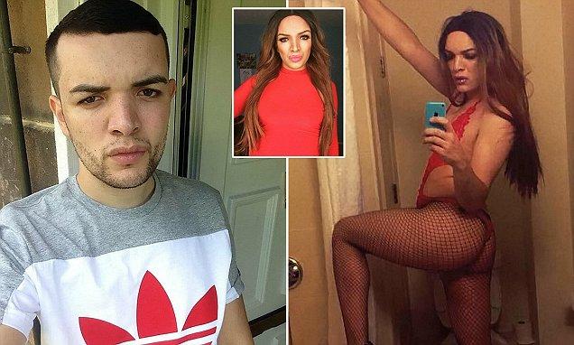 Cross-dressing Man Earns £2,000 A WEEK As A Webcam Artist